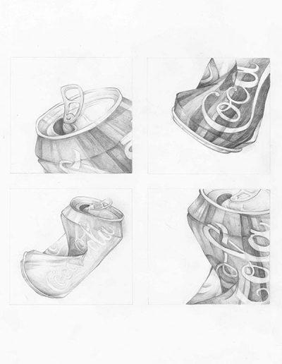 ik12-Bleistiftzeichnung