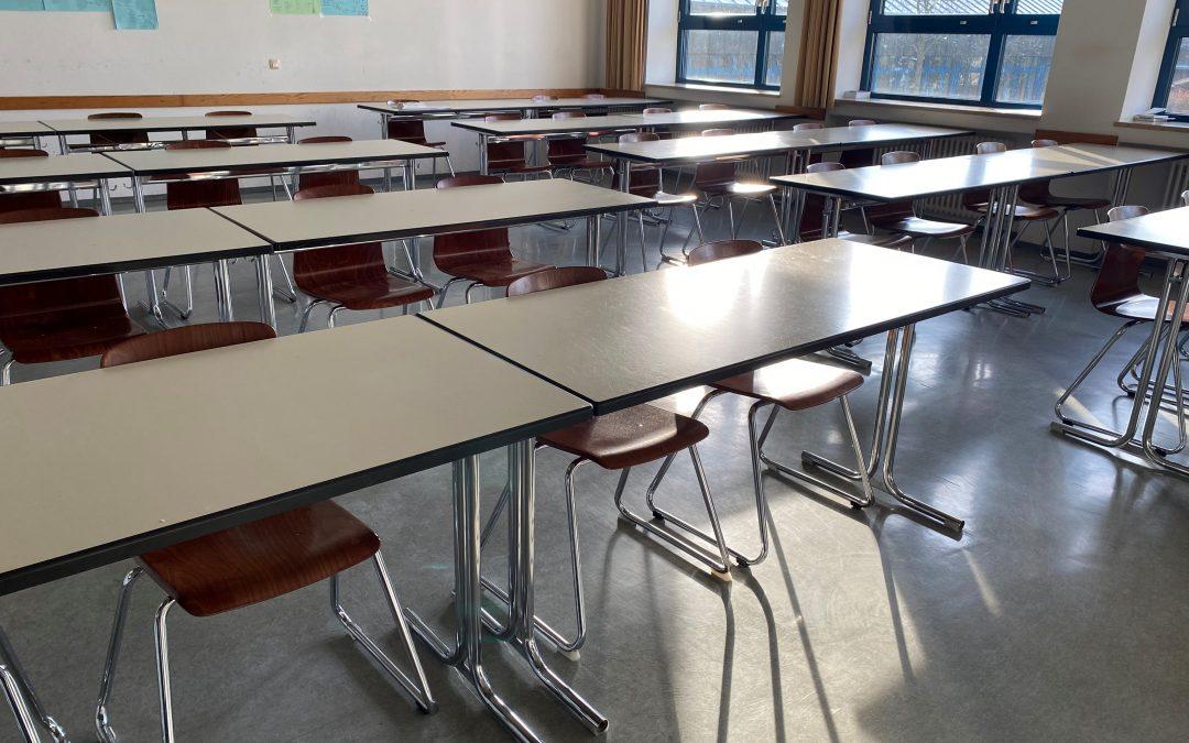 Schulausfall bis 19.04.2020