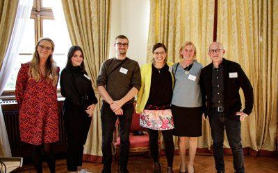 Design verbindet – eine erfolgreiche deutsch-tschechische  Kooperation in der beruflichen Bildung.